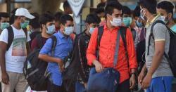اسلام آباد کی  مارکیٹس، پبلک ٹرانسپورٹ،  گلیوں، سڑکوں ، دفاتر ،پبلک مقاما ت  اور مساجدمیں ماسک پہننا لازمی قرار