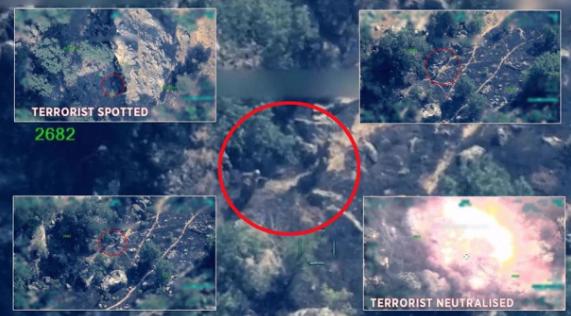 شمالی عراق: ترکی کا آپریشن،پی کے کے کا سرغنہ فاضل اقنجی مارا گیا