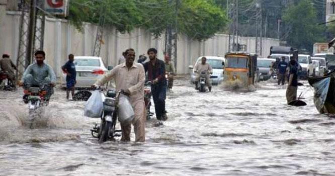 28 مئی سے 2 جون تک ملک کے مختلف علاقوں میں طوفانی بارشوں کا الرٹ جاری