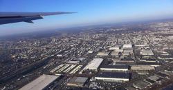 پی آئی اے کی پرواز پہلی بار نیو جرسی کے ائیر پورٹ پر اتر گئی