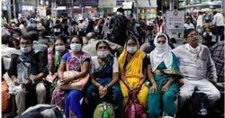بھارت میں  ایک دن میں  ساڑھے آٹھ ہزار کیسز سامنے آگئے