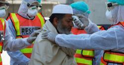 پاکستان میں کرونا وائر س سے ہلاکتوں میں مسلسل اضافہ