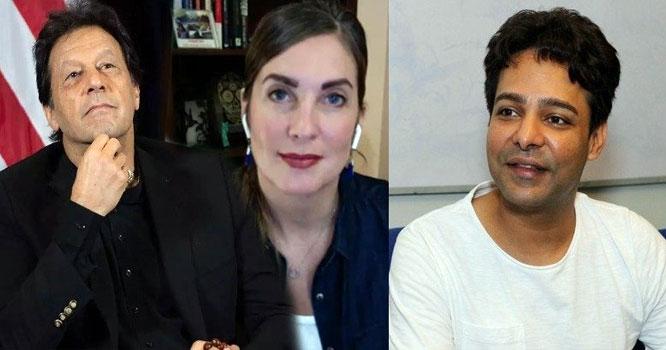 علی سلیم کی بات پریقین کرنے سے پہلے ان کی صحت کی جانچ ضروری ہے ،امریکی صحافی