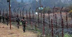 بھارتی فوج کی لائن آف کنٹرول کے بٹل سیکٹر پر فائرنگ