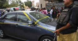 اسٹاک ایکسچینج حملےمیں استعمال ہونےوالی گاڑی کس کمپنی کے مالک نے خریدی تھی؟