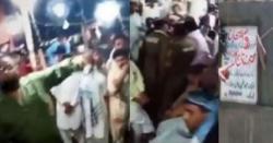 جوتوں کا ہار اور گاڑی پر پتھراؤ وفاقی وزیر زرتاج گل کا اپنے حلقہ استقبال ،ویڈیووائرل