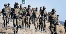 جنوبی وزیرستان میں آپریشن کےدوران دہشتگردوں کی فائرنگ