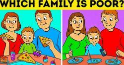 اس تصویرمیں غریب خاندان کونساہے ،جواب جانیں اس خبرمیں