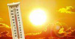 پاکستان کے اہم شہر میں سورج آگ بگولا ، گرمی کا 62سالہ ریکارڈ پاش پاش