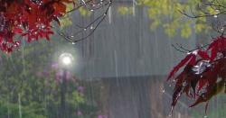 سواموار سے ملک میںشدید بارشیں ، ژالہ باری ہوگی ، کن کن علاقوں میں بجلی گرنے کے امکانات ہیں