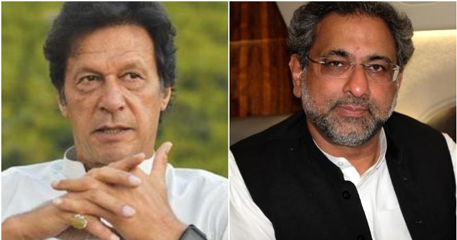 تحریک انصاف میں کوئی شخص عمران خان کی جگہ نہیں لے سکتا، شاہد خاقان عباسی نے حکومت میں بہتری کیلئے کپتا ن کو کیا مشورہ دیدیا ،جانیں