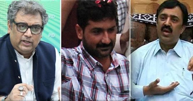 علی زیدی نے پیپلزپارٹی کو منہ دکھانے قابل نہ چھوڑا، عزیر بلوچ کے ساتھی حبیب جان کی انکشافات سے بھرپور ویڈیو جاری کردی