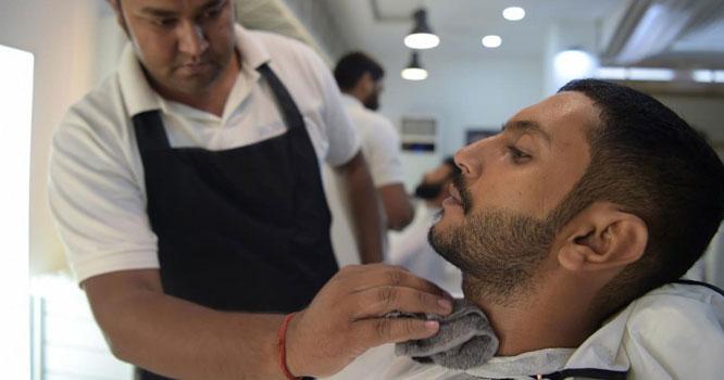 داڑھی میں ڈیزائن بنوانے پرپابندی،بڑااقدام اٹھالیاگیا