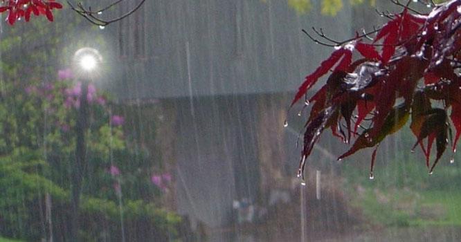بادلوں کی دھواں دار اننگز ، بارش برستے ہی گرمی کے ستائے عوام کے چہرہ کھل اٹھے ،کہاں کہاں بارش ہو رہی ہے؟جانیے تفصیلات