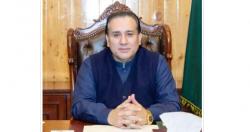 گورنر گلگت بلتستان کی چلاس میں ملزمان کے سی ٹی ڈی پولیس پر حملے کی شدید مذمت