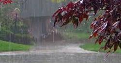 محکمہ موسمیات کا شہر میں بارش کا ایک بار پھر دعویٰ