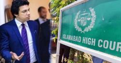 نااہلی اور توہین عدالت،اسلام آبادہائیکورٹ نے وفاقی وزیر فیصل واوڈا پر بجلیاں گرادیں،آج کی بڑی خبر