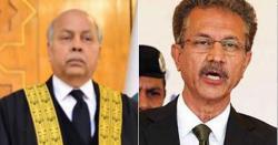 """""""جاؤ بھائی اب جان چھوڑدو"""" چیف جسٹس نے مئیر کراچی کو خداحافظ کہہ دیا"""