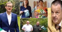 """جرمن سفارتخانے کے عملے کی """"دل دل پاکستان"""" گاکرپاکستانیوں کوجشن آزادی کی مبارکباد"""