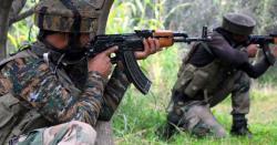 لائن آف کنٹرول پر پاکستان اور بھارت کی فوجوں میں شدید جھڑپ
