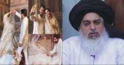 مولانا خادم رضوی کا مسجد وزیر خان میں ویڈیو شوٹ کے معاملہ پر سخت  ردِعمل، اگلے جمعہ مسجد وزیر خان میں جا کر کیا کام کریںگے ، جانیں