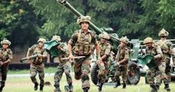 لائن آف کنٹرول کے سماہنی سیکٹرپر بھارتی فوج کی فائرنگ ،پاک فوج کا موثر جواب