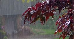 بارش اور گرج چمک،آج منگل کو کہاں کہاں ساون برسے گا؟محکمہ موسمیات کی شاندار پیشگوئی