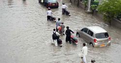 کراچی میں بارش نے تباہی مچادی،بارش میں پھنسے  شہروں کوکس طرح نکالا جا رہاہے؟ ناقابل یقین مناظر