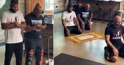 مایہ ناز امریکی باکسر مائیک ٹائیسن کی نماز پڑھنے کی ویڈیو وائرل