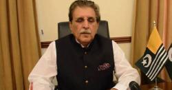 آزاد کشمیر :مسلم لیگ ن برادری لیگ بن گئی، سینئر وزیر سمیت اہم وزراء نظرانداز