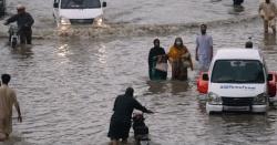 یا اللہ رحم ۔۔۔ سندھ اور پنجاب میں شدید بارشیں، سیکڑوں دیہات ڈوب گئے