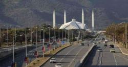 اسلام آباد دنیا کے محفوظ ترین شہروں میں شامل ،   سیکورٹی لحاظ سے نیویارک، واشنگٹن اور نئی دہلی سے بہتر قرار دے دیا گیا