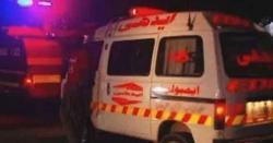 اپنے پیاروں کا پتہ کر لیں ، پاکستان کے اہم شہر میں آگ لگنے سے مسافروں سے بھری وین جل کر راکھ ہوگئی
