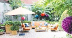 گھروں میں باغیچوں کا آغاز کیسے ہوا - باغبانی