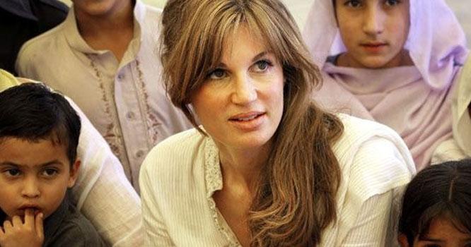 جمائماشدید خوفزدہ،وزیراعظم کی سابقہ اہلیہ نے  بچوں کے حوالے سے بڑے خدشے کااظہارکردیا
