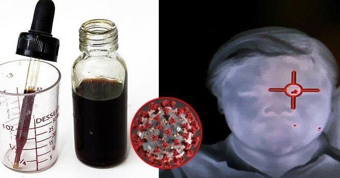 ماسک ،سینیٹائزرنہ مہنگے علاج کی ضرورت صرف 15سکینڈ میں کوروناکاخاتمہ،اس محلول سےاپنی  ناک دھوئیںاورخطرناک بیماری سے نجات حاصل کریں