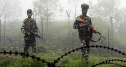 کپوارہ ضلع میں کنٹرول لائن پر گولہ باری،2فوجی ہلاک،4زخمی
