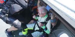 103 سالہ شخص نے بڑا کارنامہ انجام دیدیا، سب حیرت زدہ رہ گئے ، گنیز بک میں نام درج