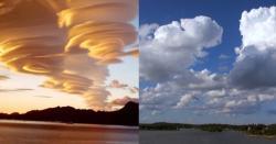 بادلوں کا وزن کتنا ہوتا ہے؟ بادلوں کے 10 چونکا دینے والے حقائق جو آپ کو بھی حیران کر دیں گے