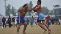 گوجر خان میں کبڈی کے انٹر نیشنل کھلاڑی طارق طاری کو خراج تحسین پیش کرنے کیلئے کبڈی میچ کا انعقاد