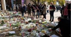 فرانس میں استاد کا سر قلم: مشتبہ شدت پسندوں کے گھروں پر چھاپے