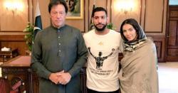 پاکستانی نژاد برطانوی باکسر عامر خان کا سیاست میں آنے کا عندیہ