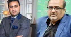 شہزاد اکبر اور زلفی بخاری پی ٹی آئی کے لوگ نہیں، حامد خان