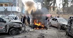 کوئٹہ کے علاقے ہزار گنجی میں ہونے والے دھماکے میں دو افراد جاں بحق اور 7 زخمی