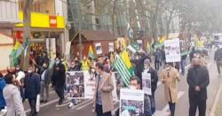 آزاد کشمیر بھر کی طرح ضلع کوٹلی میں بھی یوم سیاہ منایا گیا۔ احاطہ ڈپٹی کمشنر سے ڈپٹی کمشنرڈاکٹرعمراعظم کی زیرصدارت یوم سیاہ ریلی نکالی گئی