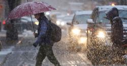 آج سے یکم نومبر تک بارشوں اور برفباری کی پیشنگوئی کر دی گئی