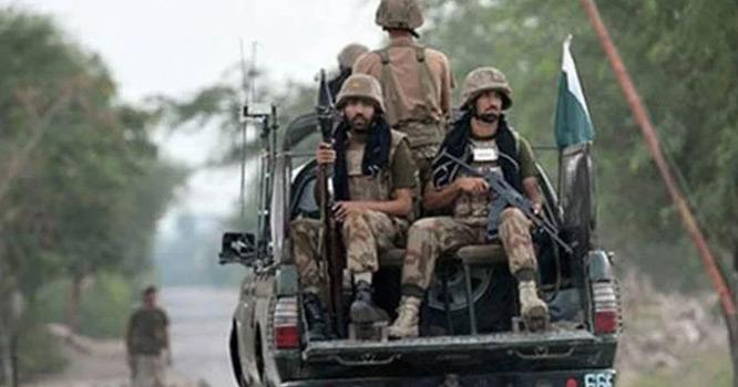 جنوبی وزیرستان تحصیل شوال میں فوجی چوکی پر حملے میں 2 جوان شہید،3 زخمی