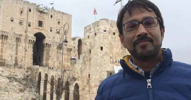 لاپتہ ہونے والے صحافی علی عمران کا سراغ مل گیا