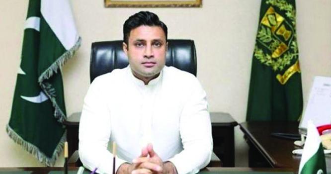 وفاقی وزیرنے خیبرپختونخواجاناتھا،سٹاف نے پروٹوکول کے لیے خط  گلگت بلتستان کی حکومت کو لکھ دیا