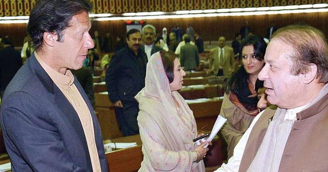 عمران خان اورشریف خاندان کے درمیان دشمنی جس حد کو پہنچ چکی ہے ، اب اس کے بعد جلد یا بدیر کیا ہو گا ؟